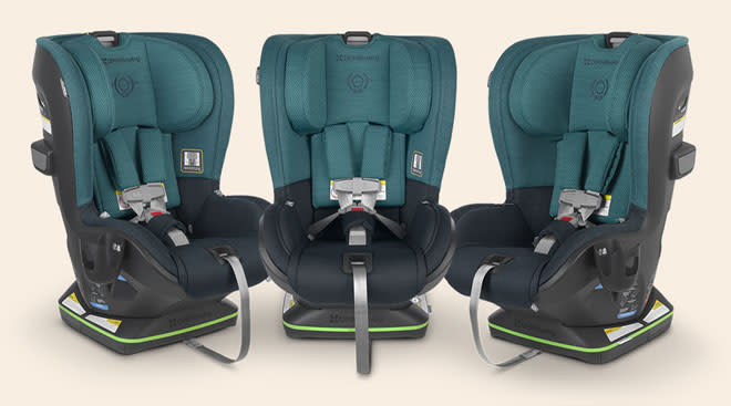 Uppababy's new convertible car seat, the Knox model.