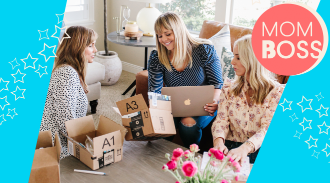 the founders of the buy guide opening packages