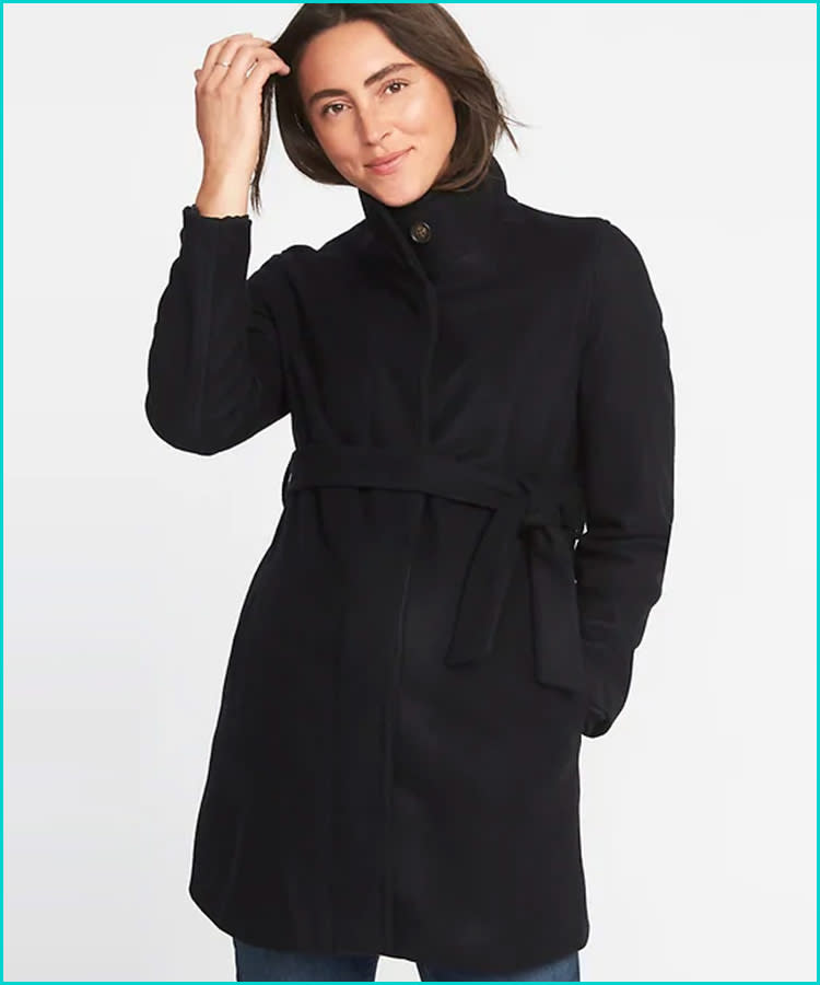 d2da712bf58c6 14 Maternity Coats That Have You Stylishly Covered