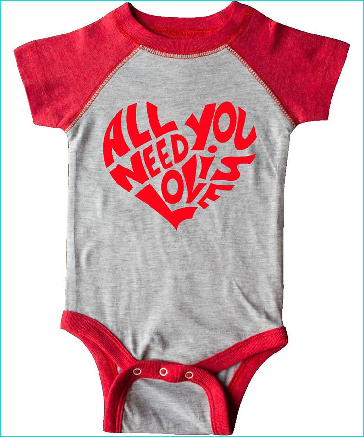 3a8c3876d13a 20 Valentine s Day Baby Outfits That ll Melt Your Heart