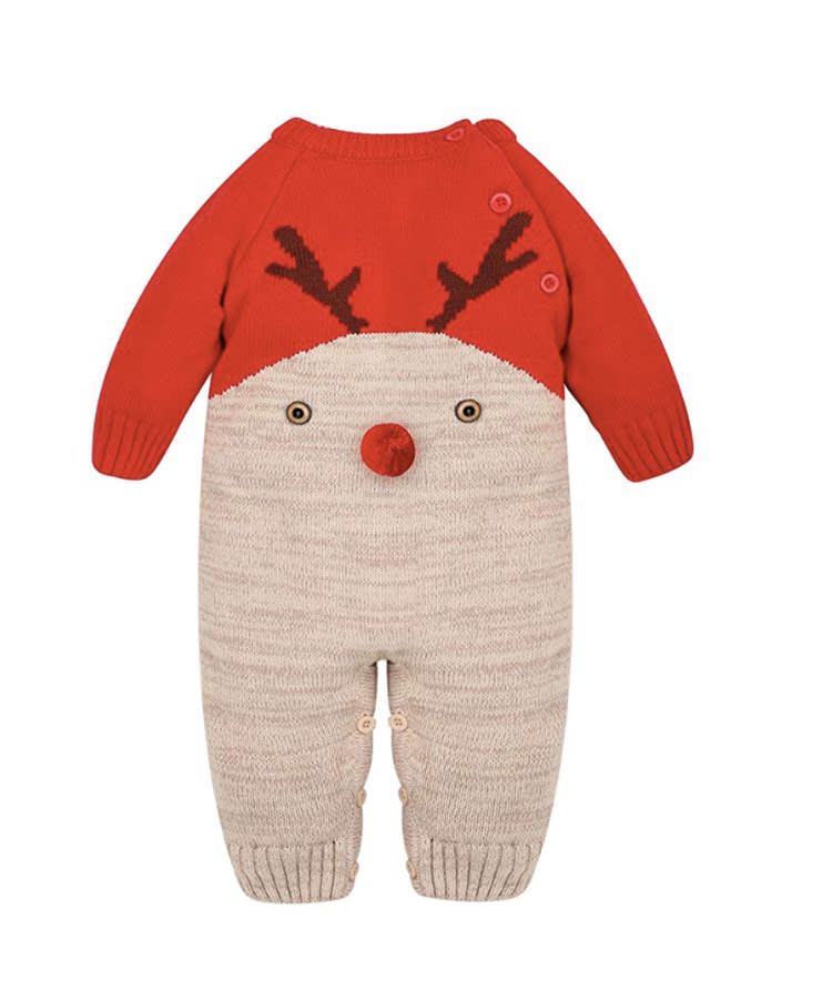 bbb9b4fb93d6 17 Baby Ugly Christmas Sweaters Too Cute Not To Wear