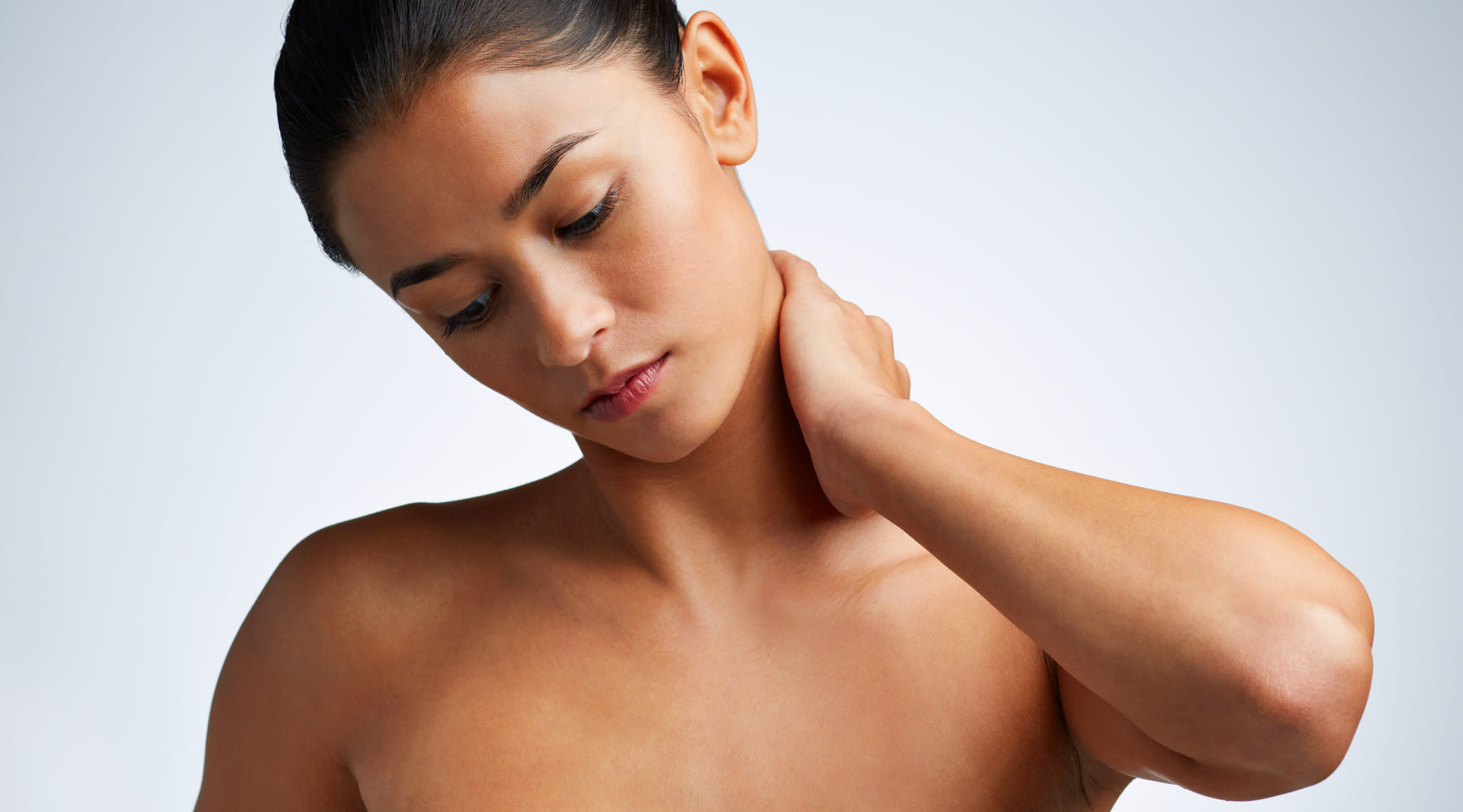 treatment for the treatment of bloated lymph nodes beneath chin