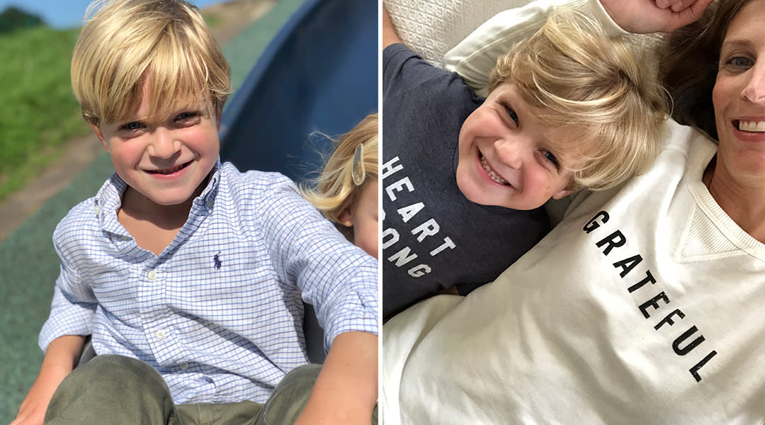 mom shares her story of her son's heart diagnosis