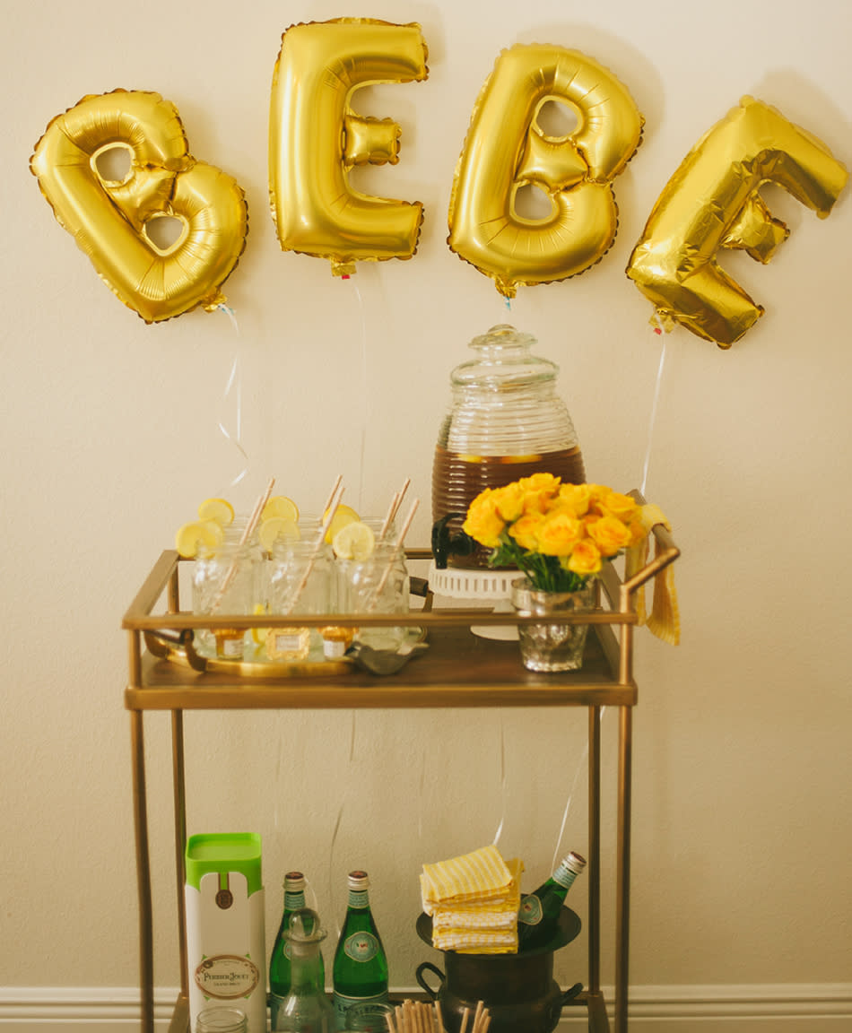 when should i have my baby shower