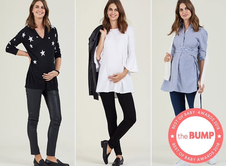 e4f9fe6fb6416 12 Best Places to Shop Stylish Maternity Clothes Now