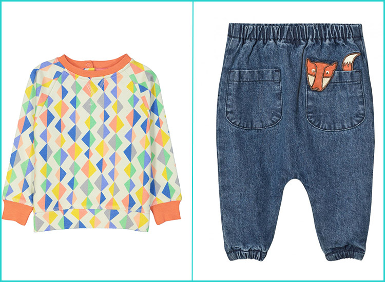 Reasonable Next Baby Jeans Brand New 3-6 Months Buy Now Baby & Toddler Clothing