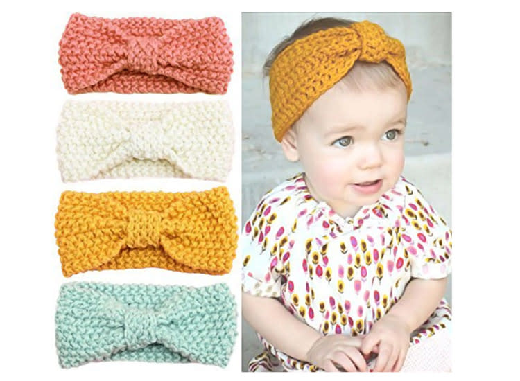 12 Too-Cute Baby Turbans and Headbands f488ef51415