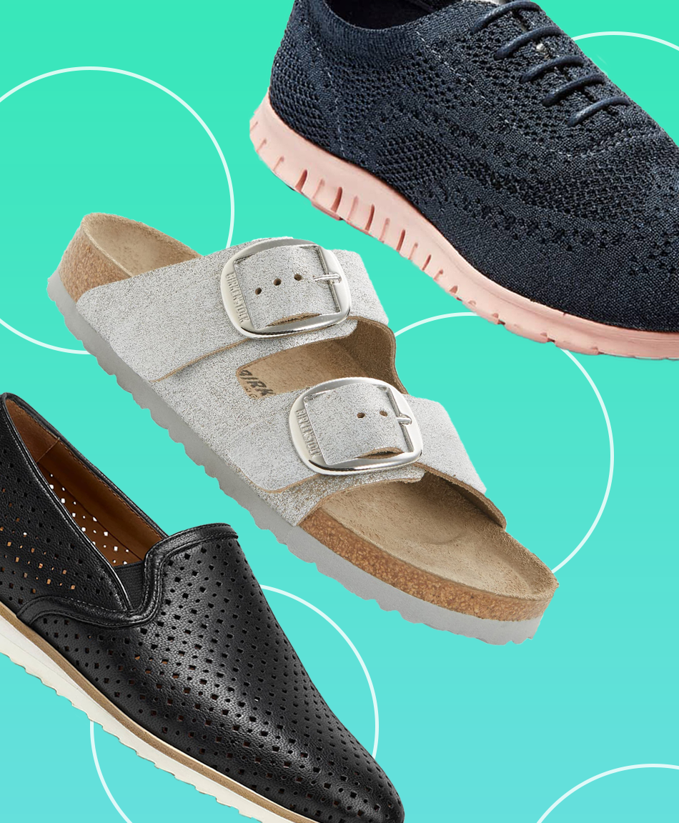 15 Pregnancy Shoes That Are Stylish and