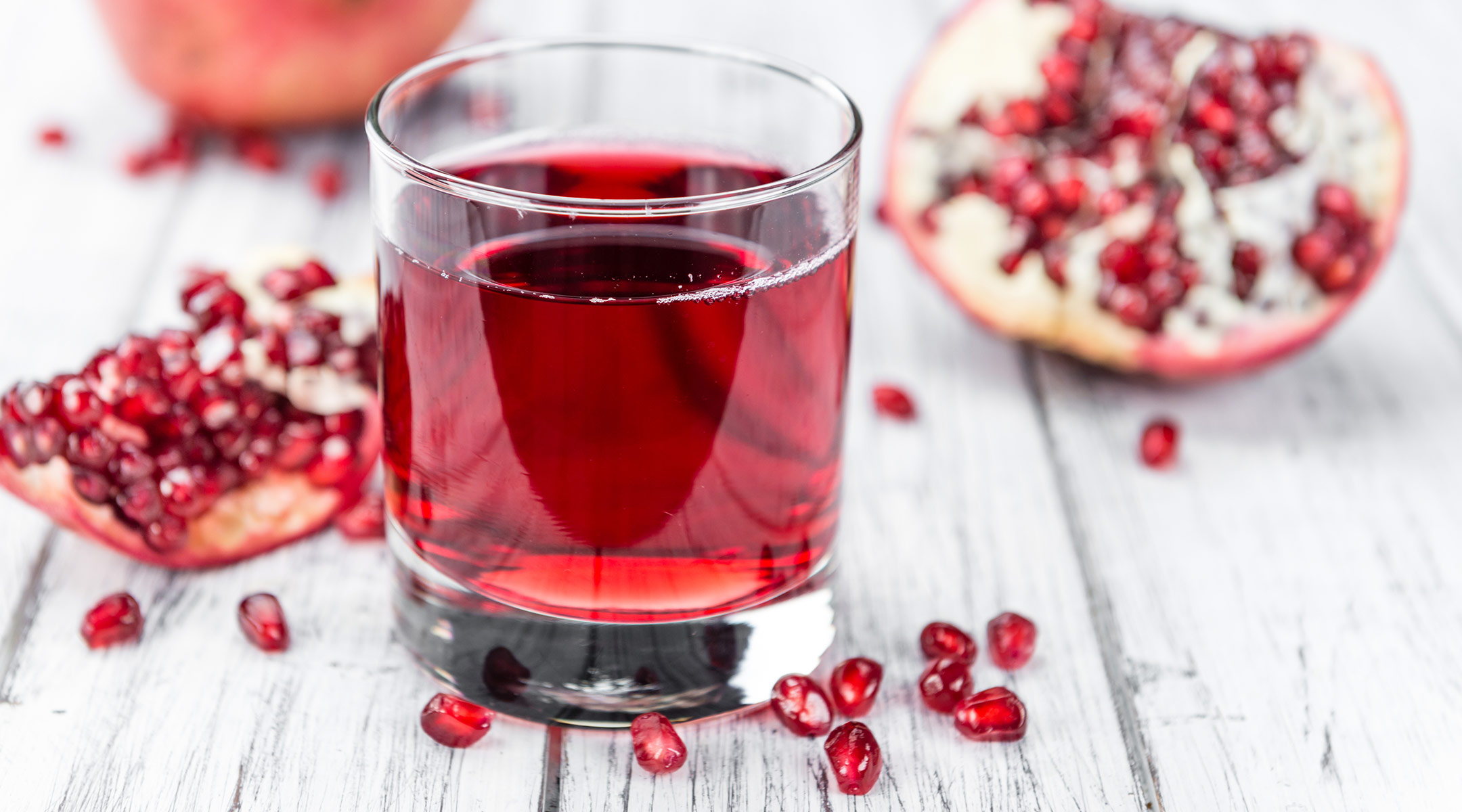 Study: There May Be a Link Between Pomegranate Juice During Pregnancy and Baby's Brain Development