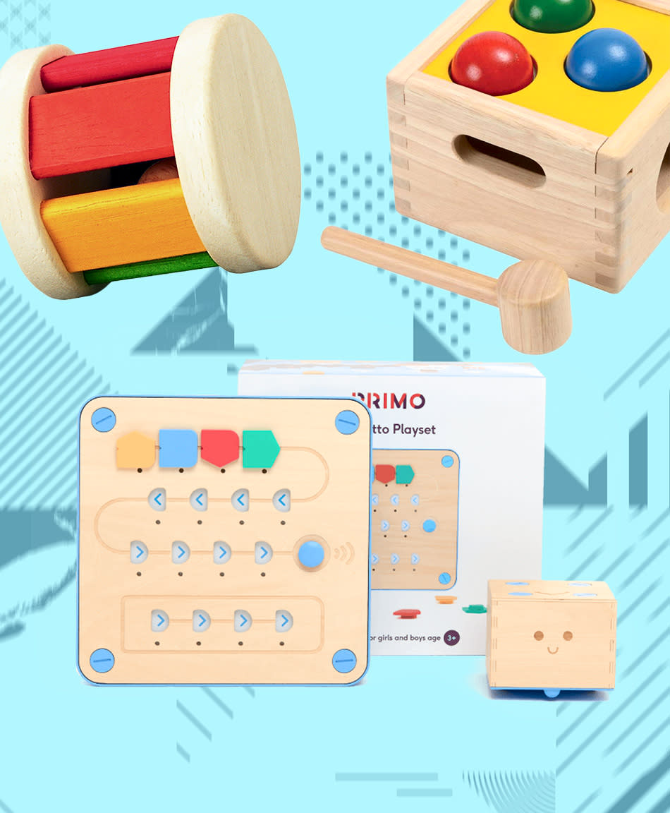 Best Montessori Toys For Babies And Toddlers