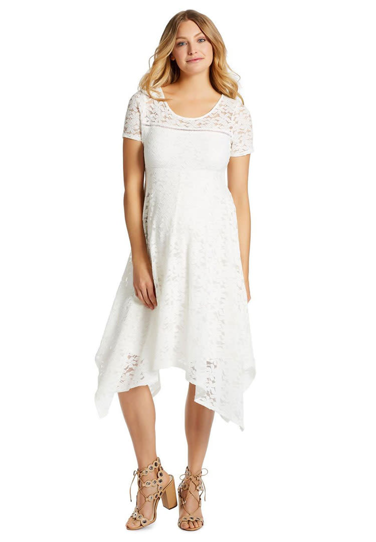 42135d0a7b95f White Maternity Dresses For Baby Shower
