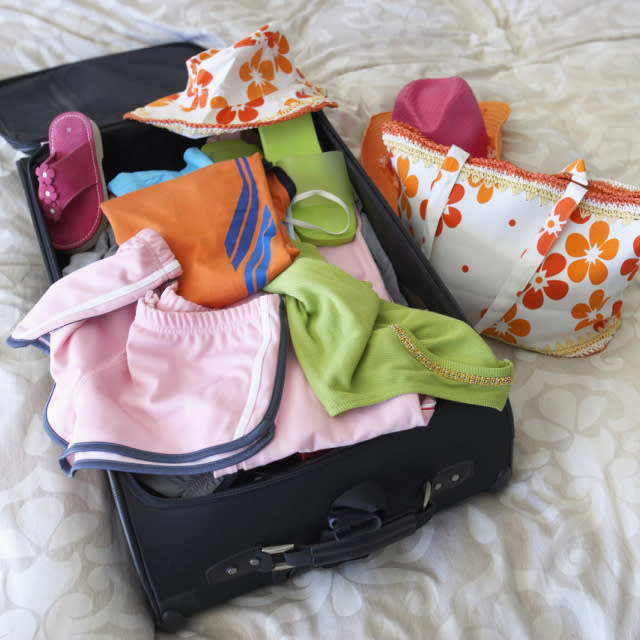 Preparing for Baby's First Trip