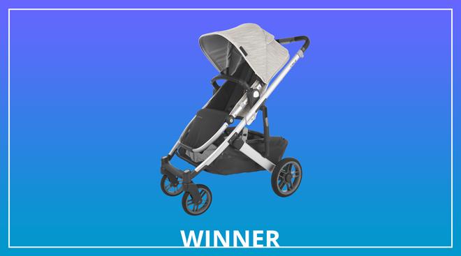 uppababy cruz v2 sierra baby stroller