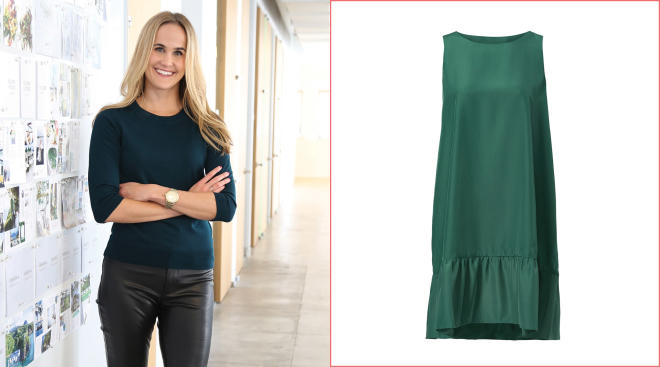 xo group editor in chief selects her maternity dress picks from rent the runway