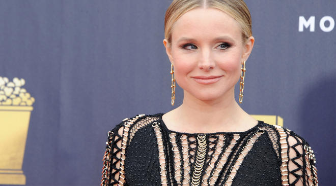 mom kristen bell speaks about parenting