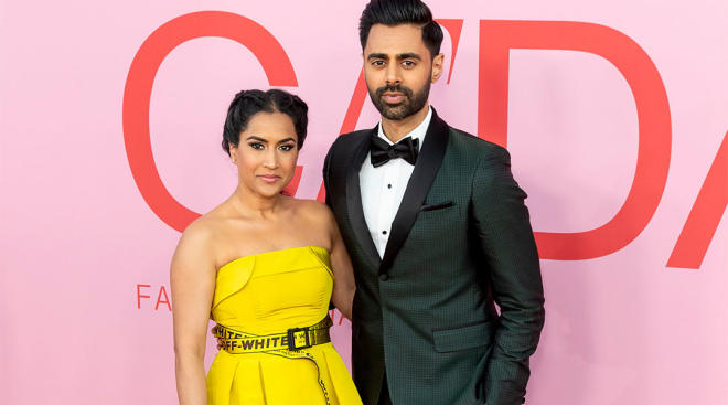 comedian hassan minhaj and wife beena patel announce birth of their baby