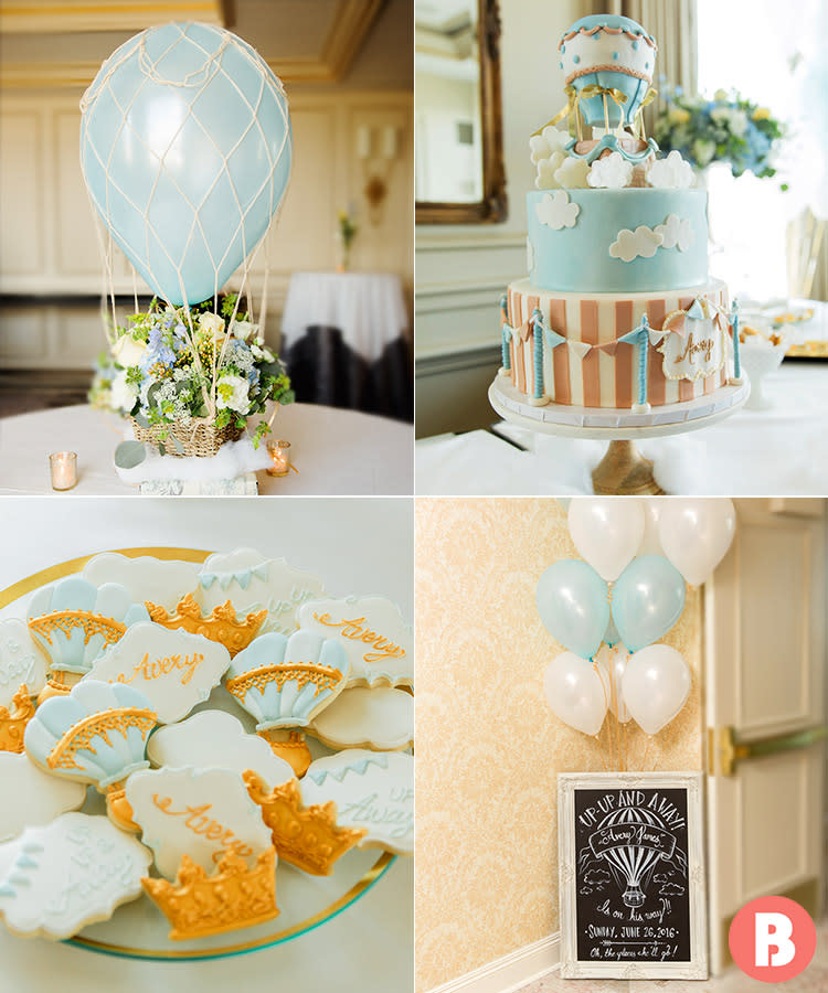 Ac Blowing Hot Air >> 11 Spring Baby Shower Themes