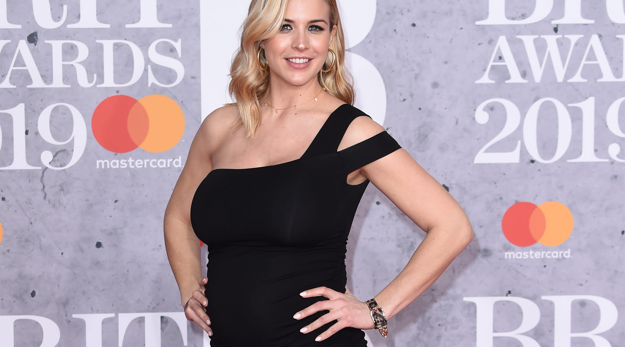 Actress Gemma Atkinson Defends Herself Against C-Section Shaming