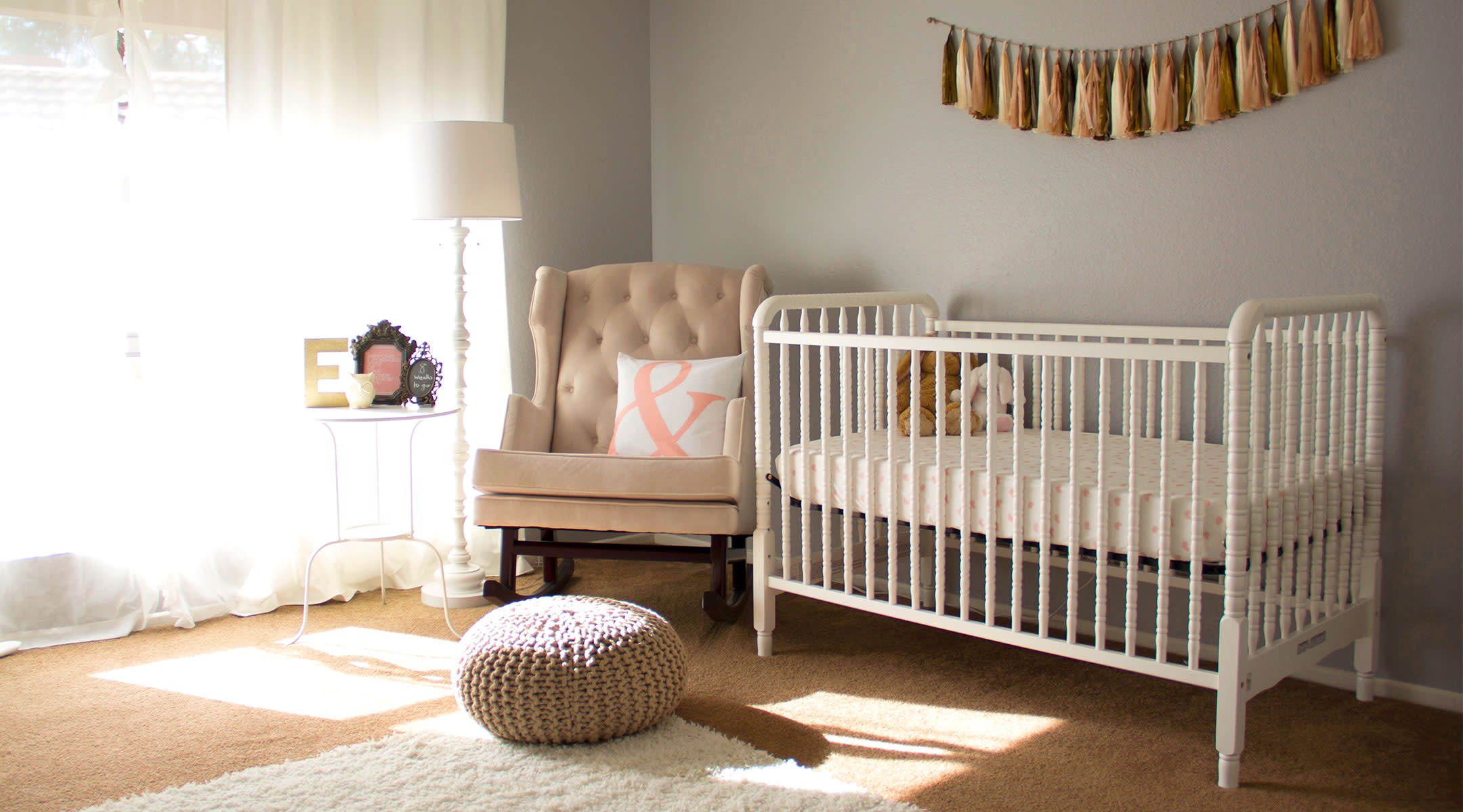 Tips For Decorating The Nursery