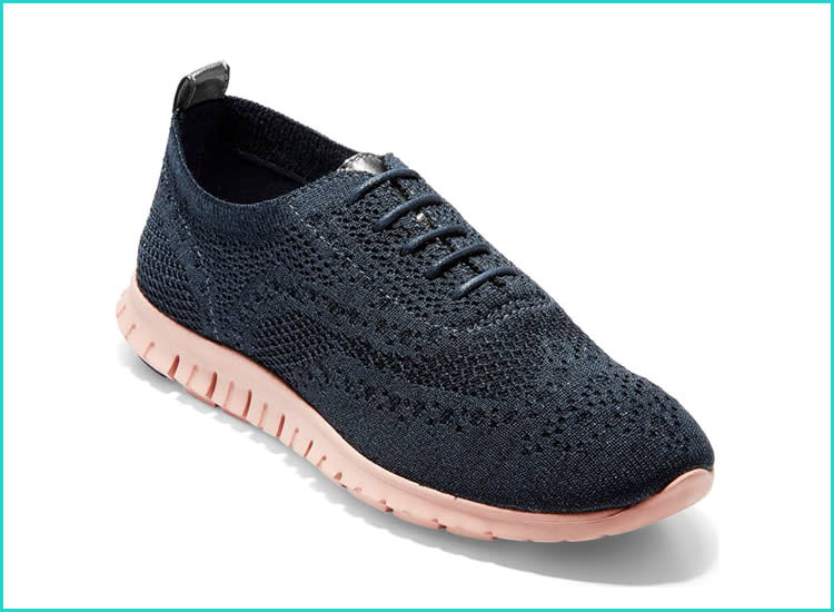 01dad3abb3641 Cole Haan ZeroGrand Winterized Stitchlite Flat. Here's another pair of  fashionable maternity shoes ...