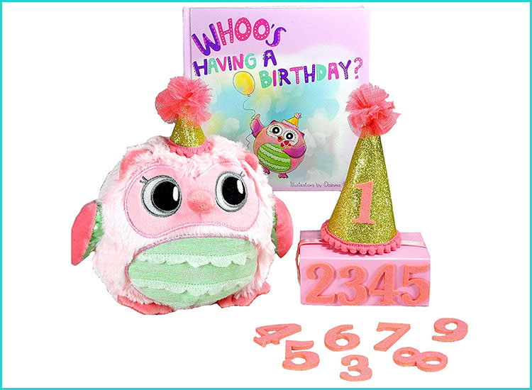 Tickle Main Owl First Birthday Gifts