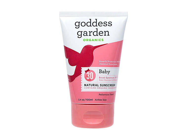 Adorable Baby By Loving Naturals Spf 30 Sunscreen