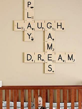 Wall Decor For Nursery 21 inspiring nursery wall decor ideas