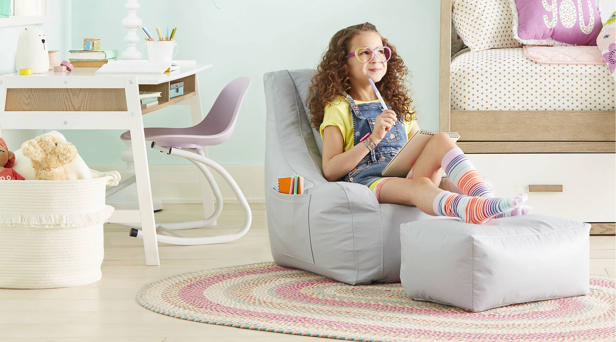 Target Introduces Sensory Friendly Furniture Line For Kids