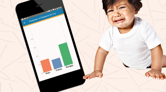 new app chatterbox can decode baby's cries
