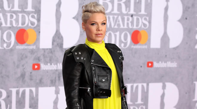 singer pink opens up about her past miscarriages