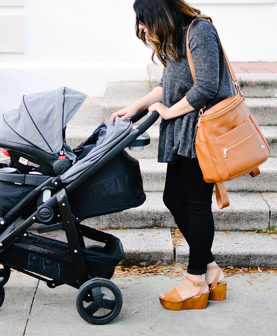 Diaper Bag Checklist What To Pack In A