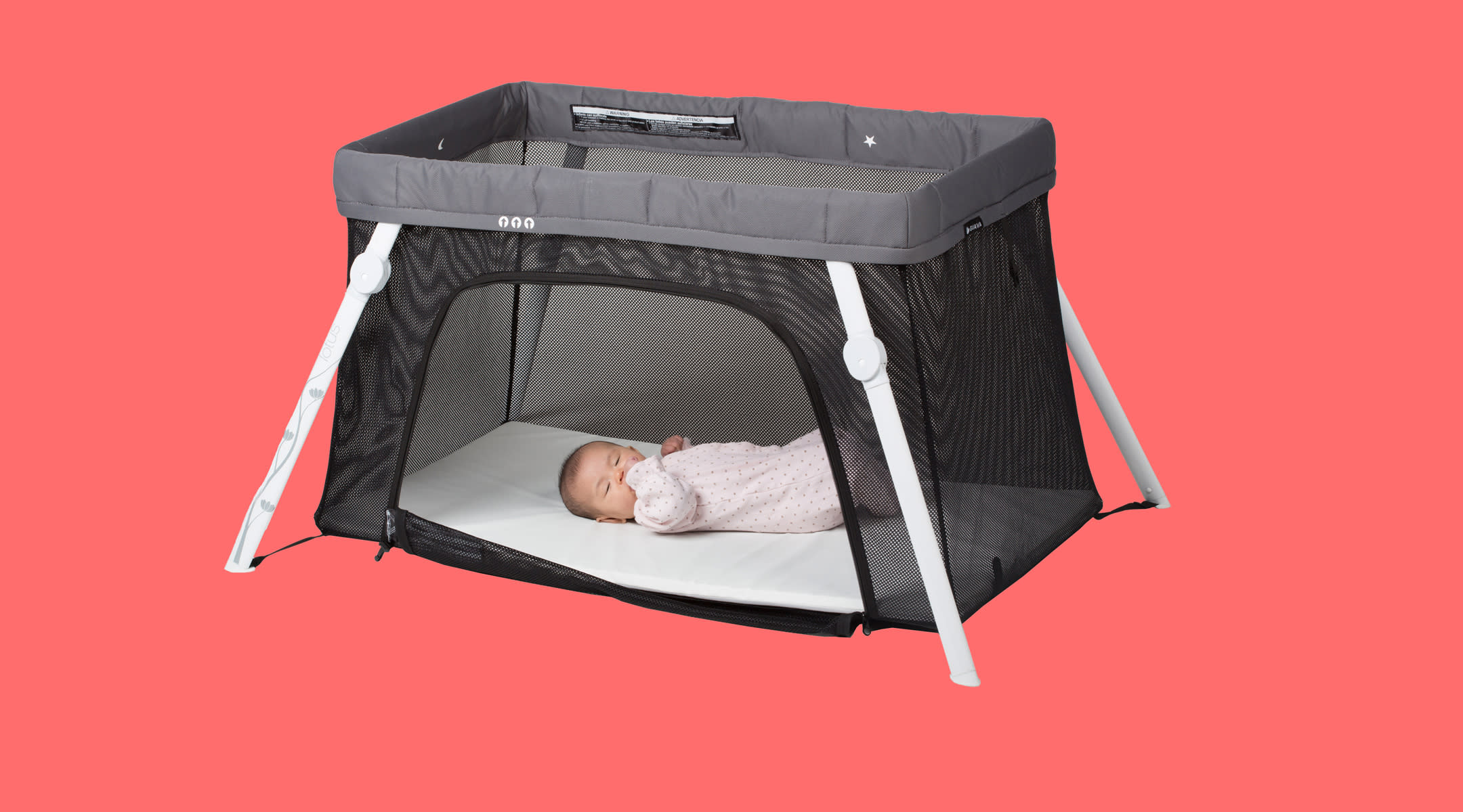 Baby cribs what to look for - Lotus Everywhere Travel Crib Review