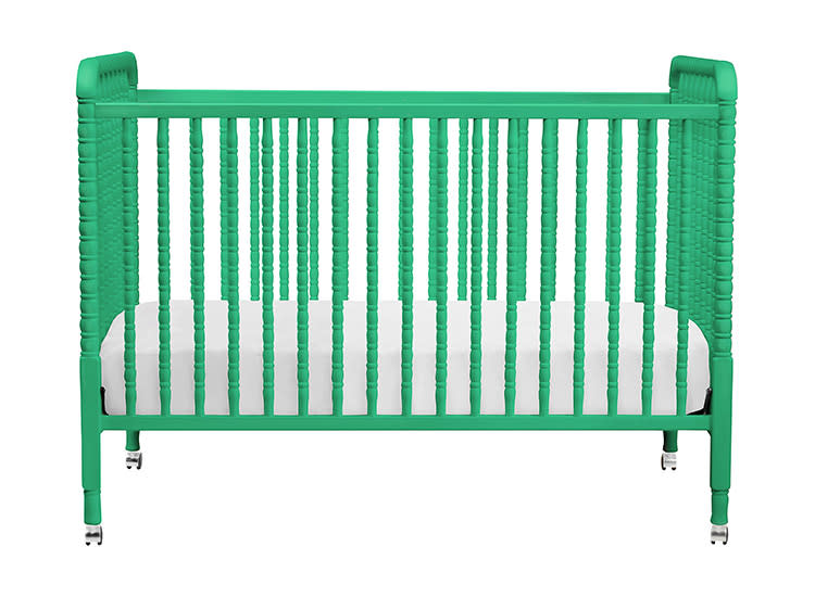 Green Baby Furniture Throughout 10 Best Baby Cribs