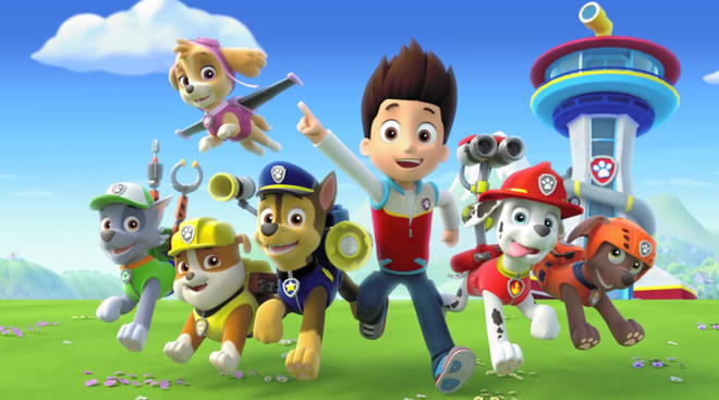 paw patrol is coming out with a movie