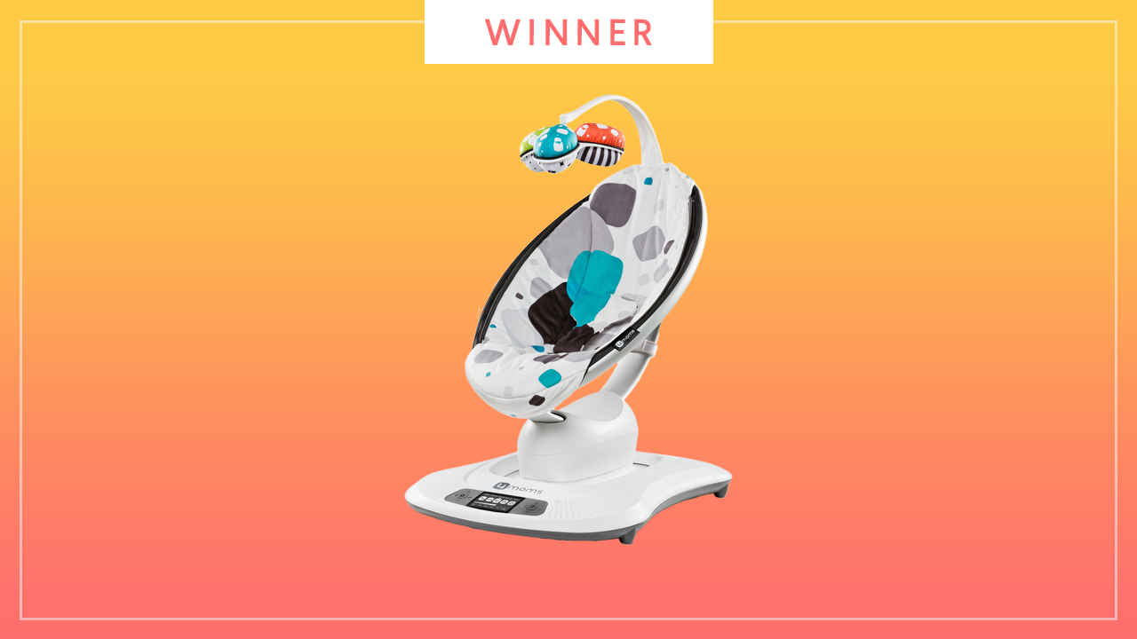The 2019 Best of Baby Award Winner for Top Baby Swing