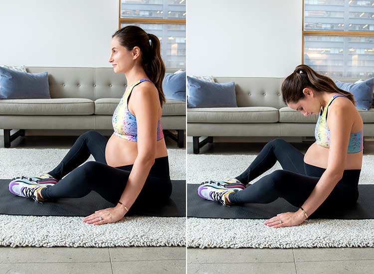6 Exercises To Help Induce Labor