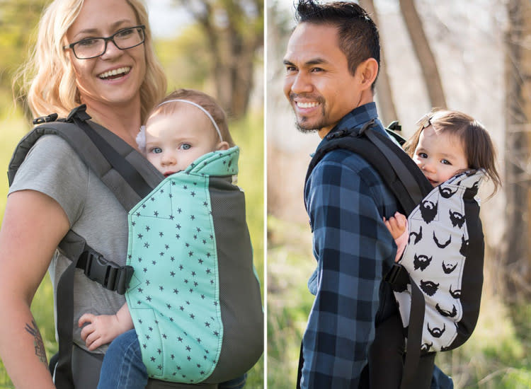 c0c88e75ac9 13 Best Baby Carriers of 2018