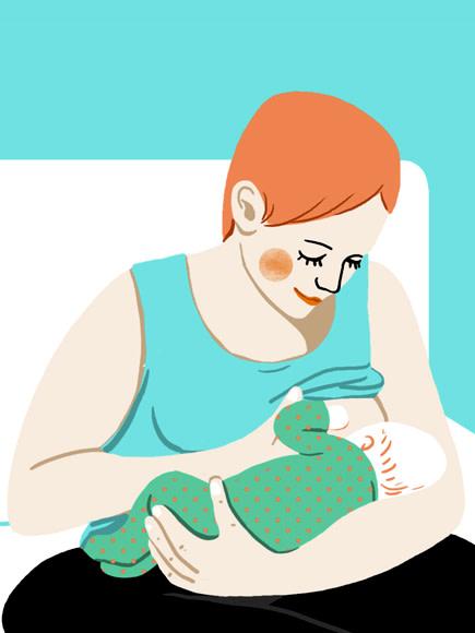 Posisi Menyusui Terbaik Bagi Ibu Dan Bayi Seperti Apa