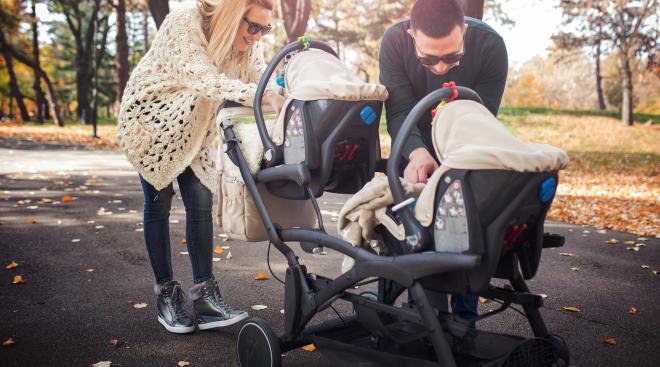 best double stroller family