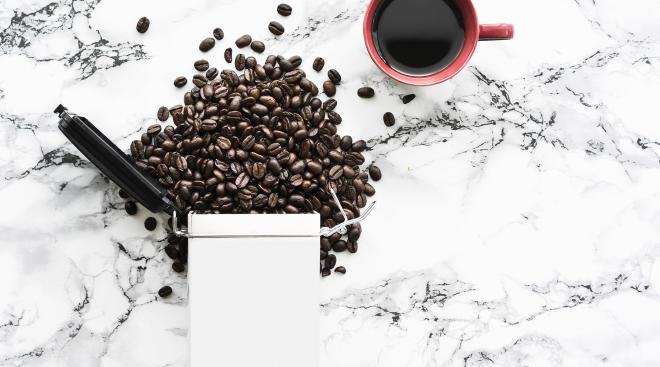 caffeine during pregnancy coffee beans