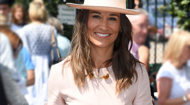 pippa middleton is pregnant with her second child