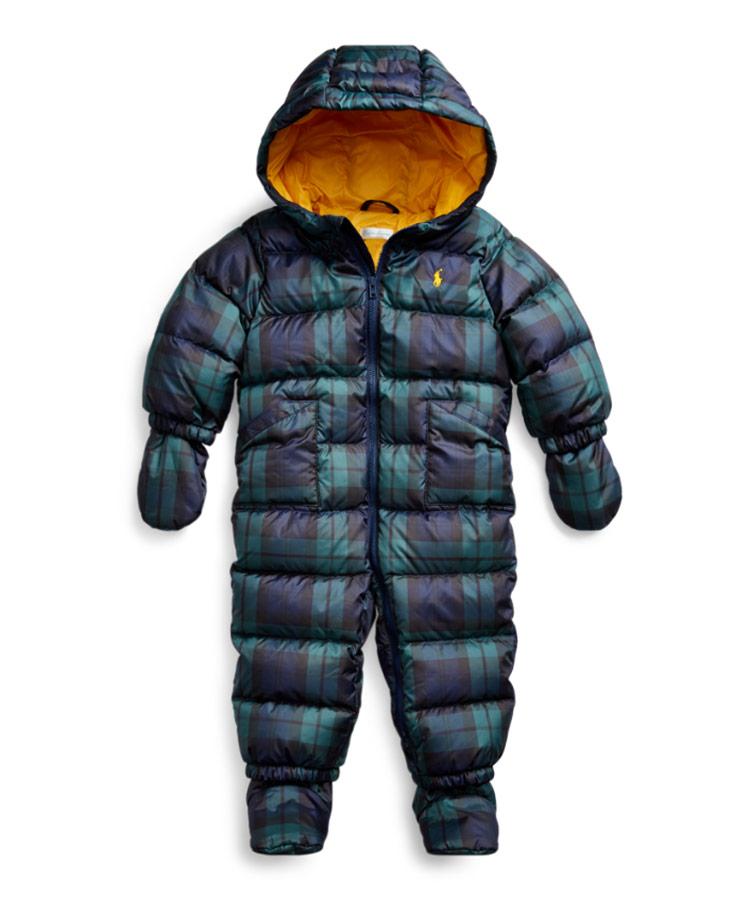 NWT $150 Newborn THE NORTH FACE Winter Down Coat Snowsuit Pram Bag Bunting