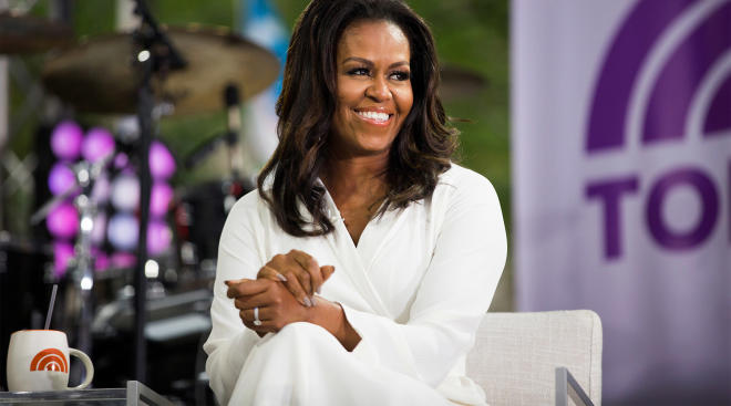 michelle obama opens up about her struggle with infertility