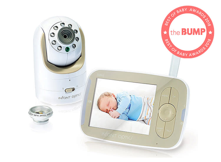 e474b234447f Infant Optics DXR-8 Video Baby Monitor