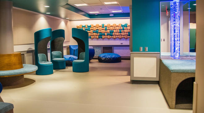 pittsburgh airport creates sensory room for children with autism