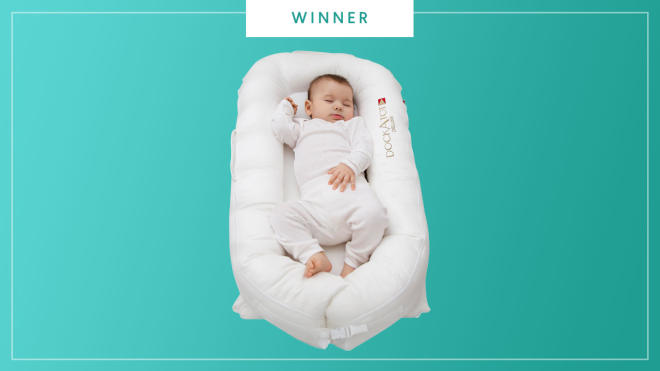 The DockATot wins the 2017 Best of Baby award from The Bump