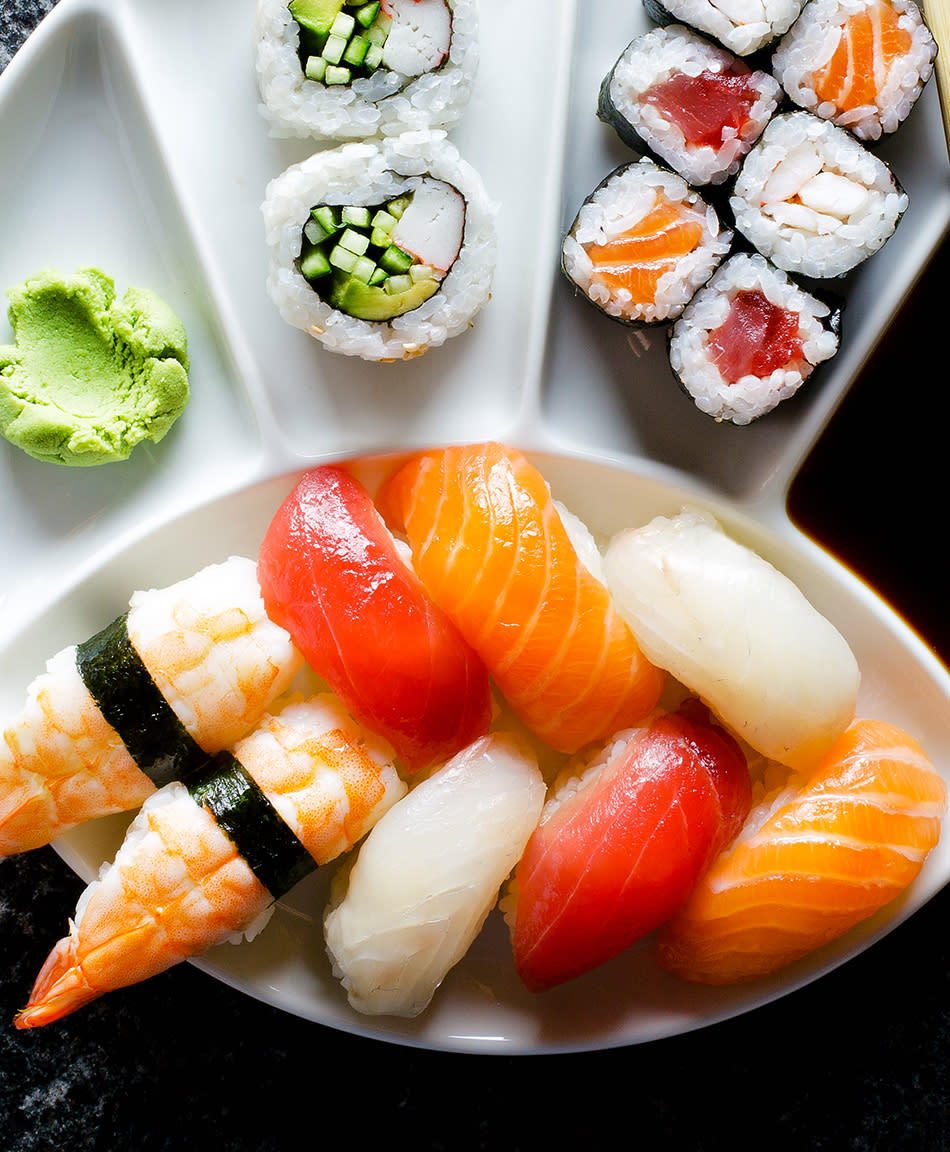 Can i eat sushi while pregnant for Can you eat fish while pregnant
