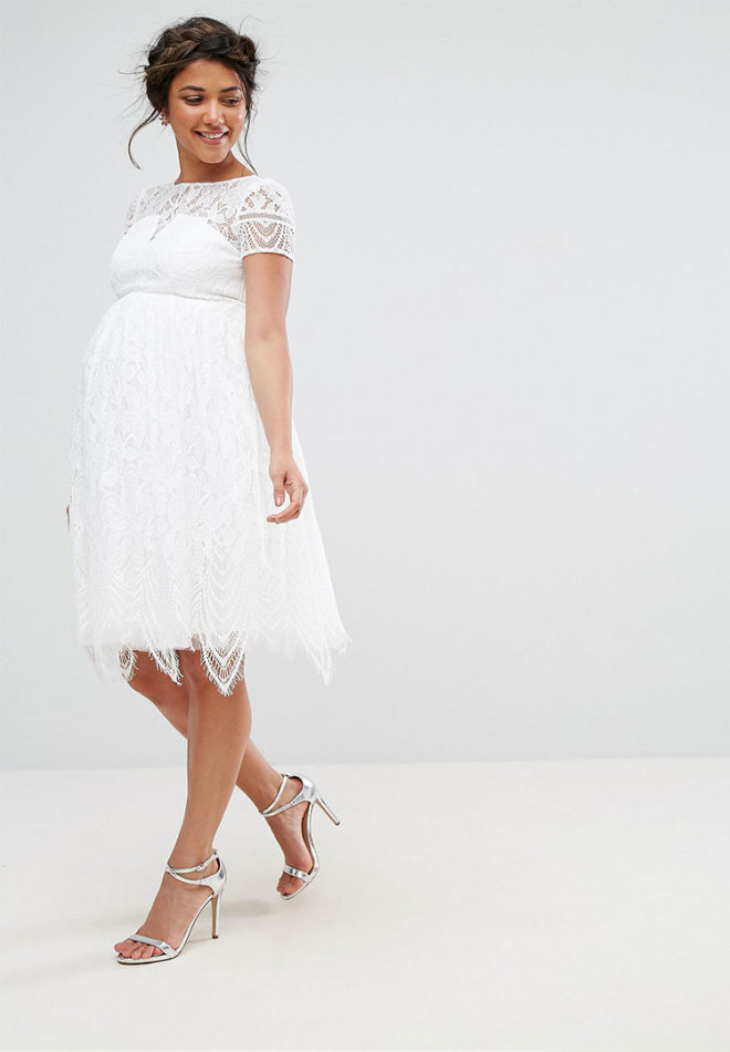 23 maternity wedding dresses for Maternity dress for a wedding
