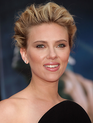 Scarlett Johansson Had...