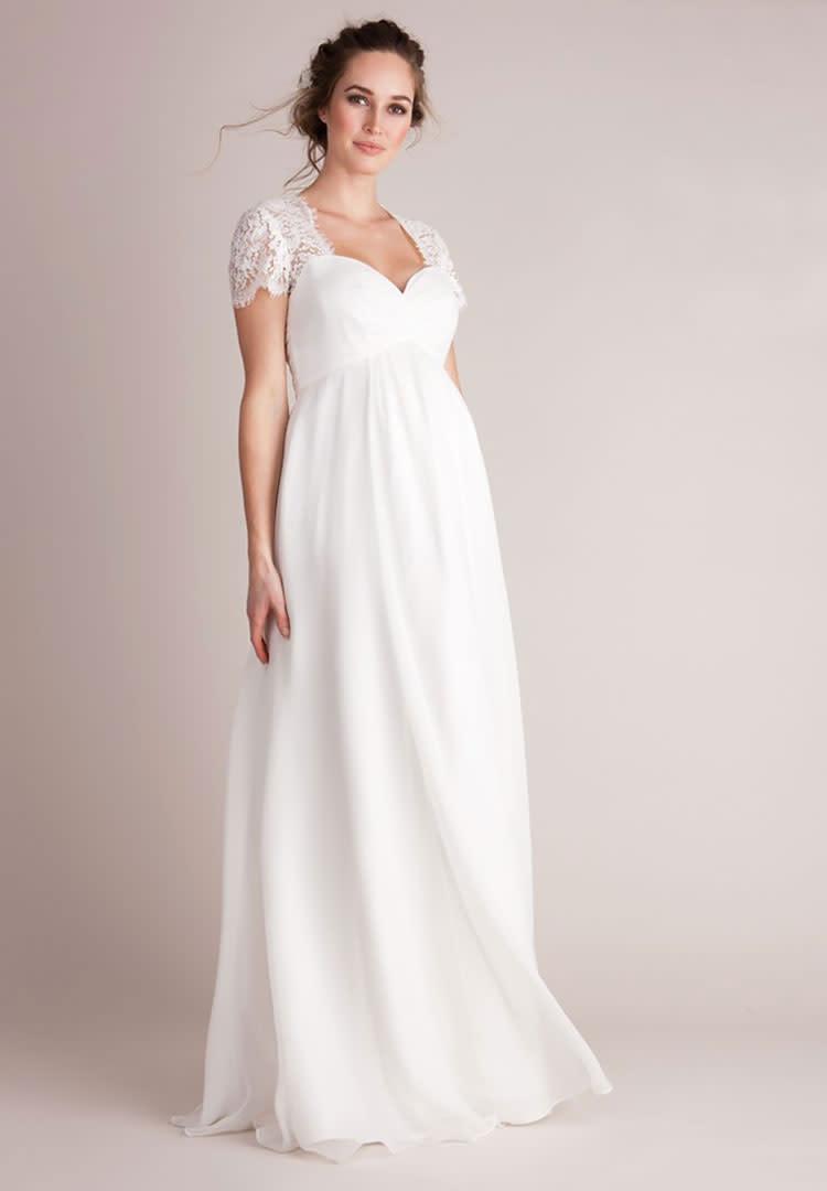 23 maternity wedding dresses ombrellifo Choice Image